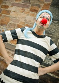 Cosplay-Cover: Buggy ~ Impel Down