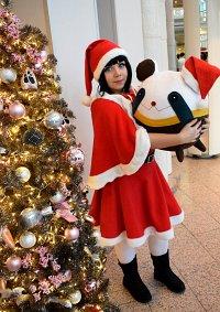Cosplay-Cover: Shiina Mayuri Christmas