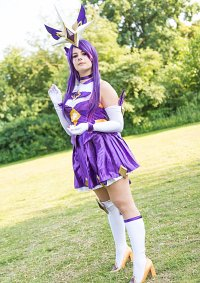 Cosplay-Cover: Star Guardian Syndra