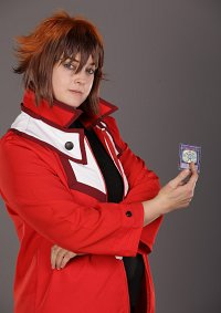 Cosplay-Cover: Jaden Yuki / Judai Yuki (Manga Version)
