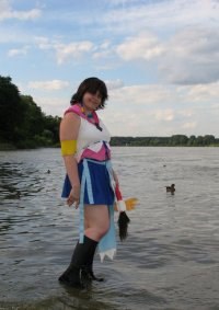 Cosplay-Cover: Pixie Yuna