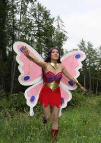 Cosplay-Cover: Flutterina (She-Ra: Princess of Power)