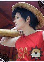 Cosplay-Cover: Monkey D. Ruffy //Child ASA\\