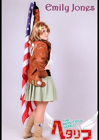 Cosplay-Cover: Emily Jones [Fem. USA]