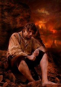 Cosplay-Cover: Frodo (Mordor Version)
