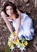 Cosplay-Cover: Aerith Gainsborough (FFVII - Crisis Core)