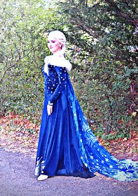 Cosplay-Cover: Elsa [Olaf's frozen adventure]