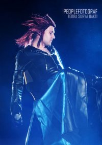 Cosplay-Cover: Axel - CoM Version