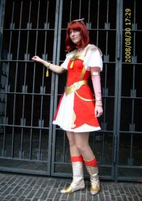 Cosplay-Cover: Angelique collet (Angelique~ Tenkuu no requiem)