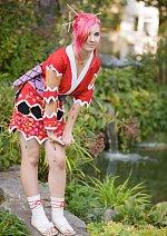 Cosplay-Cover: Haruno Sakura ⌊ Artbook Kimono ⌉