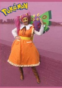 Cosplay-Cover: Jessilina (Jessie Sinnoh-WB-Outfit)