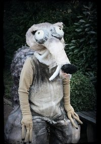 Cosplay-Cover: Scrat (Ice Age III)