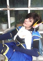 Cosplay-Cover: Masamune Date (Girl Version)