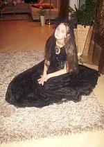 Cosplay-Cover: Rosette Christopher (schwarzes Kleid)