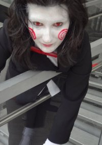Cosplay-Cover: Billy the Puppet