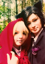Cosplay-Cover: Claude Faustus (Red Riding Hood - Wolf-)