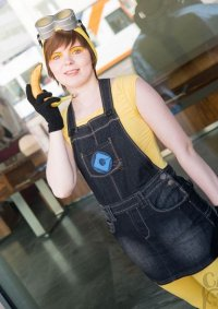 Cosplay-Cover: Minion