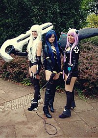 Cosplay-Cover: Black Heart (Noire)
