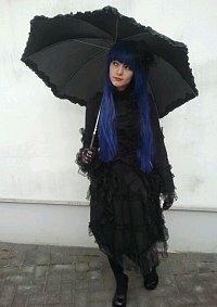 Cosplay-Cover: Black Lolita