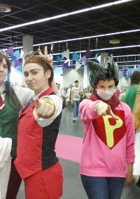 Cosplay-Cover: (Young) Phoenix Wright (Trials and Tribulations)