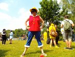 Cosplay-Cover: Monkey D. Luffy- first Outfit