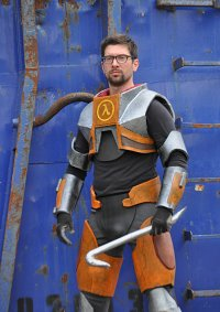 Cosplay-Cover: Dr Gordon Freeman