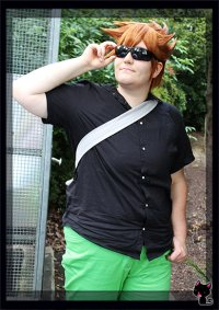 Cosplay-Cover: Green (Alola)
