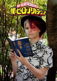 Cosplay-Cover: Todoroki Shouto [Summer Time]