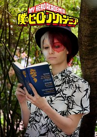 Cosplay-Cover: Todoroki Shouto [Summer Time]