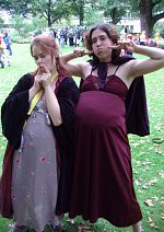 Cosplay-Cover: Lily Potter (pregnant)