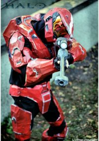 Cosplay-Cover: Spartan 3075