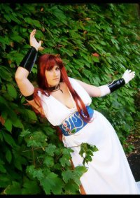 Cosplay-Cover: Luna (Knights of Xentar)