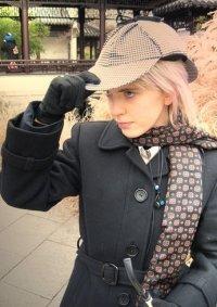 Cosplay-Cover: Sherlock Holmes {Pseudo Stalker-Version}