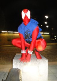 Cosplay-Cover: Scarlet Spider