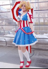 Cosplay-Cover: Captain America [genderbend]