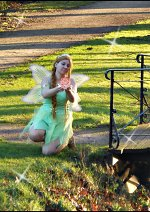 Cosplay-Cover: Fee der Natur