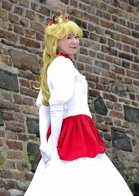 Cosplay-Cover: Prinzessin Peach [Fire Flower]