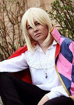 Cosplay-Cover: Howl Pendragon