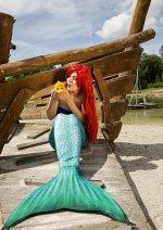 Cosplay-Cover: Arielle, die Meerjungfrau