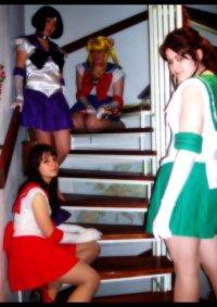 Cosplay-Cover: Sailor Jupiter