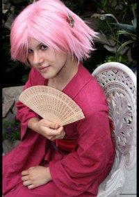 Cosplay-Cover: Haruno Sakura[Kimono]