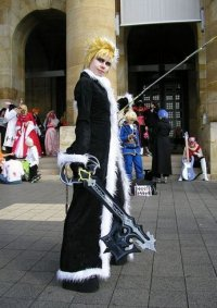 Cosplay-Cover: Roxas (Christmas style)