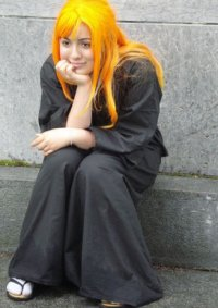 Cosplay-Cover: orihime inoue (shinigami version)