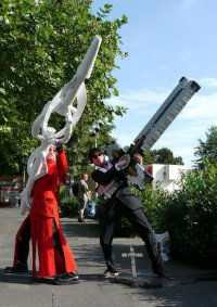 Cosplay-Cover: Vash [Angel Arm]
