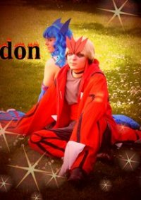 Cosplay-Cover: Groudon