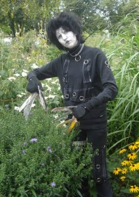 Cosplay-Cover: Edward Scissorhands