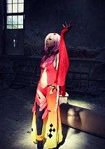 Cosplay-Cover: Yuzuriha Inori ~Battlesuit 1.1~