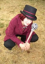 Cosplay-Cover: Willy Wonka [Charlie and the Chocolate Factory]