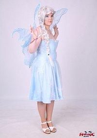 Cosplay-Cover: Yukiko (Winter Fairy)