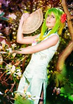 Cosplay-Cover: Gumi (China Dress)